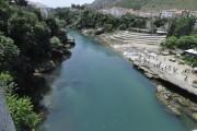 Мостар фото Старый мост река