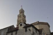 Спліт Хорватія. Сплітський собор.