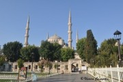 Стамбул. Голуба мечеть
