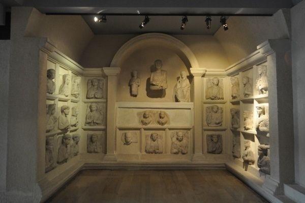 Стамбул. Археологічний музей.