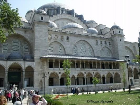 Стамбул. Сулейманія
