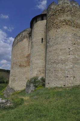 Хотинська фортеця.