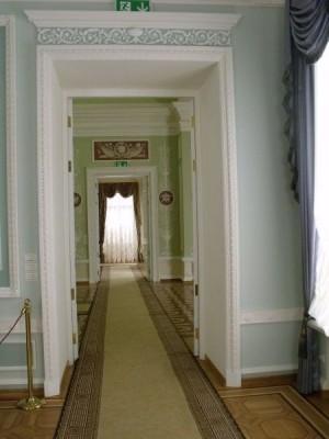 Батурин. Палац Разумовського