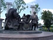 Батурин. Центр міста