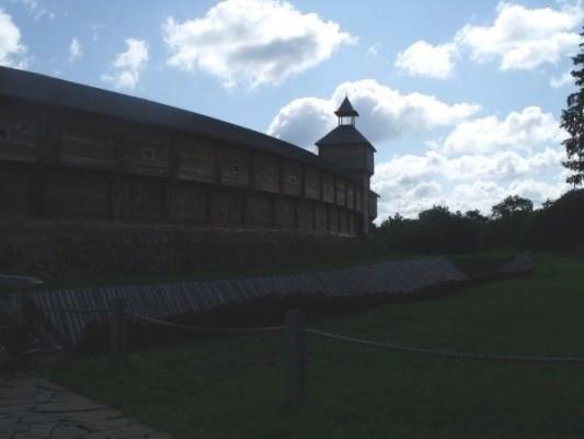 Батурин. Козацька фортеця