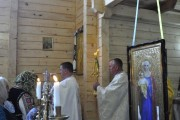 Тернопіль освячення лемківської церкви