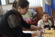 Лемківська писанка майстер-клас 2016